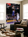 New York Knicks v Sacramento Kings: Amare Stoudemire Poster by Rocky Widner