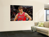 Chicago Bulls v Sacramento Kings: Kyle Korver Art by Rocky Widner