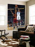 Cleveland Cavaliers v New Orleans Hornets: Willie Green and Ramon Sessions Prints by Layne Murdoch