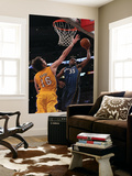 Washington Wizards v Los Angeles Lakers: Trevor Booker and Pau Gasol Prints by  Jeff