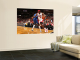 Detroit Pistons v Miami Heat: LeBron James Prints by Victor Baldizon
