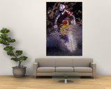 Dirt Biking, Colorado, USA Prints by Lee Kopfler