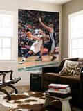 San Antonio Spurs v Utah Jazz: Deron Williams and Tony Parker Prints by Melissa Majchrzak