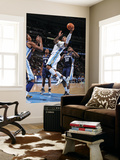 Memphis Grizzlies v Denver Nuggets: J.R. Smith and Zach Randolph Posters by Garrett Ellwood