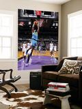 New Orleans Hornets v Sacramento Kings: Emeka Okafor Art by Rocky Widner
