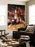 Indiana Pacers v Miami Heat: Chris Bosh and Josh McRoberts Posters by Victor Baldizon