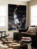 San Antonio Spurs v New Orleans Hornets: Chris Paul and Antonio McDyess Print by Layne Murdoch