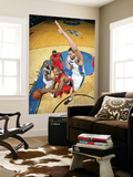 Toronto Raptors v Washington Wizards: Jarrett Jack and JaVale McGee Prints by Ned Dishman