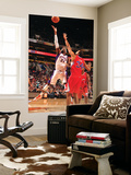Los Angeles Clippers v Phoenix Suns: Hakim Warrick and Brian Cook Prints by Barry Gossage