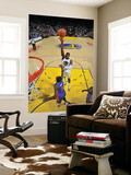 Detroit Pistons v Golden State Warriors: Jeff Adrien Prints by Rocky Widner