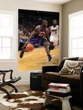 Phoenix Suns v Miami Heat: Jason Richardson and Dwyane Wade Posters by Andrew Bernstein