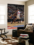 Los Angeles Lakers v Detroit Pistons: Kobe Bryant and Richard Hamilton Prints by Allen Einstein