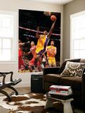 Chicago Bulls v Los Angeles Lakers: Lamar Odom Prints by Noah Graham