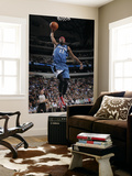 Minnesota Timberwolves v Dallas Mavericks: Corey Brewer Poster by Glenn James