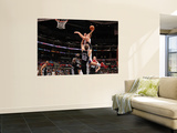 San Antonio Spurs v Los Angeles Clippers: Blake Griffin and Tiago Splitter Prints by Noah Graham