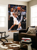 Memphis Grizzlies v Orlando Magic: Zach Randolph and Rashard Lewis Posters by Fernando Medina