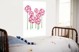 Pink Allium Affiches par  Avalisa