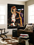 Los Angeles Lakers v Chicago Bulls: Pau Gasol and Kyle Korver Print by  Jonathan