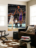 Los Angeles Lakers v Memphis Grizzlies: Ron Artest and Rudy Gay Prints by Joe Murphy