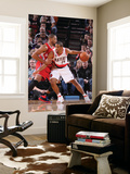Los Angeles Clippers v Portland Trail Blazers: Eric Gordon and Andre Miller Posters by Sam Forencich