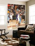 Denver Nuggets v Phoenix Suns: Steve Nash Poster by Barry Gossage
