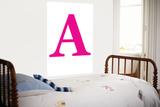 Pink A Poster par  Avalisa