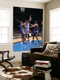 Phoenix Suns v Orlando Magic: Hedo Turkoglu and Dwight Howard Posters by Andrew Bernstein