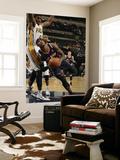 Atlanta Hawks v Indiana Pacers: Josh Smith and Solomon Jones Prints by Ron Hoskins