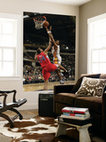 Los Angeles Clippers v Indiana Pacers: Brandon Rush and Brian Cook Prints by Ron Hoskins