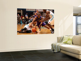 Dakota Wizards v Sioux Falls Skyforce: Brandon Johnson, Anthony Harris and Leemire Goldwire Prints by Dave Eggen