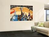 Los Angeles Lakers v Minnesota Timberwolves: Michael Beasley and Lamar Odom Prints by David Sherman