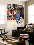Oklahoma City Thunder v Houston Rockets: Kevin Durant and Brad Miller Posters by Bill Baptist