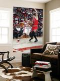 Chicago Bulls v Houston Rockets: Shane Battier and Kyle Korver Posters by Bill Baptist