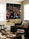Memphis Grizzlies v Cleveland Cavaliers: Rudy Gay and Antawn Jamison Prints by David Liam Kyle
