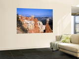 Thor's Hammer Near Sunrise Point, Bryce Canyon National Park, Utah, USA Posters by Bernard Friel