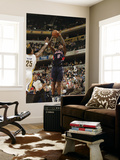 Atlanta Hawks v Indiana Pacers: Jamal Crawford and Brandon Rush Posters par Ron Hoskins