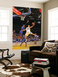 New York Knicks v Golden State Warriors: Stephen Curry and Amare Stoudamire Prints by Rocky Widner