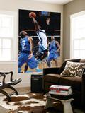 Dallas Mavericks v New Orleans Hornets: Chris Paul and Jason Kidd Posters by Layne Murdoch