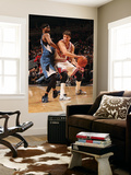 Minnesota Timberwolves v Chicago Bulls: Kyle Korver and Corey Brewer Posters by Ray Amati