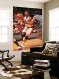 Charlotte Bobcats v Miami Heat: Chris Bosh Poster by Victor Baldizon