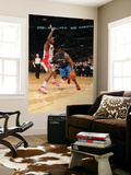 Washington Wizards v Toronto Raptors: Gilbert Arenas and Sonny Weems Prints by Ron Turenne