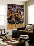 Indiana Pacers v Miami Heat: T.J. Ford Poster by Mike Ehrmann