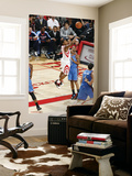 Oklahoma City Thunder v Houston Rockets: Kyle Lowry and Eric Maynor Art by Bill Baptist