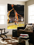 Phoenix Suns v Golden State Warriors: Jason Richardson and David Lee Posters by Rocky Widner