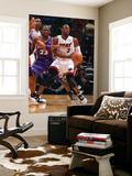 Phoenix Suns v Miami Heat: Dwyane Wade and Jason Richardson Art by Andrew Bernstein