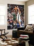 Milwaukee Bucks v Utah Jazz: Brandon Jennings and Deron Williams Poster by Melissa Majchrzak