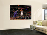Sacramento Kings v Los Angeles Clippers: Eric Gordon and Tyreke Evans Prints by Noah Graham