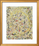 Shimmering Substance, c.1946 Art by Jackson Pollock