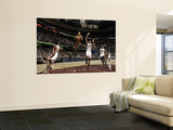Miami Heat v Cleveland Cavaliers: Daniel Gibson, Mario Chalmers and James Jones Prints by David Liam Kyle