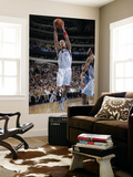 Minnesota Timberwolves v Dallas Mavericks: Dirk Nowitzki Posters by Glenn James